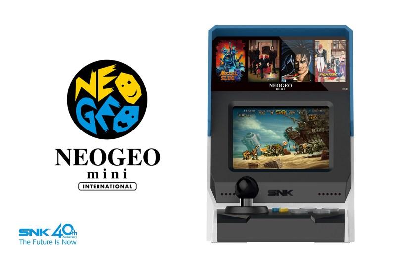 NEOGEO Mini (international)