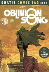 Gratis Comic Tag 2018 - Oblivion Song Cover