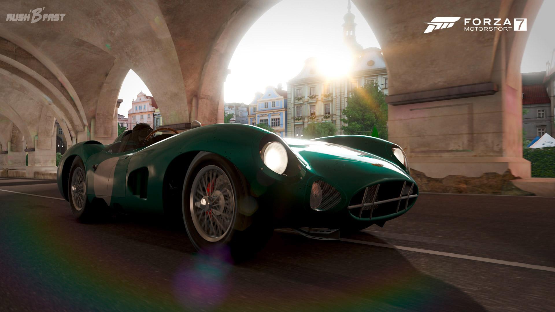 Forza Motorsport 7 - 1958 Aston Martin DBR1