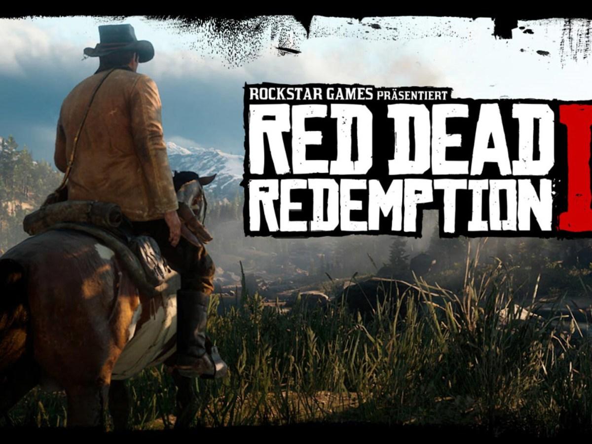 Rockstar Games - Red Dead Redemption 2
