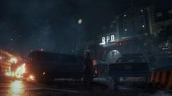 Das alte Polizeihauptquartier in Raccoon City ist in der Neuauflage kaum wieder zu erkennen.