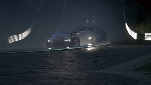 Assetto Corsa Competitione - realistische Wetterbedingungen