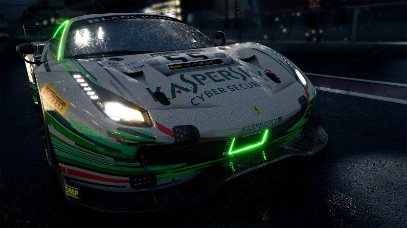 Assetto Corsa Competitione - FERRARI 488 GT3