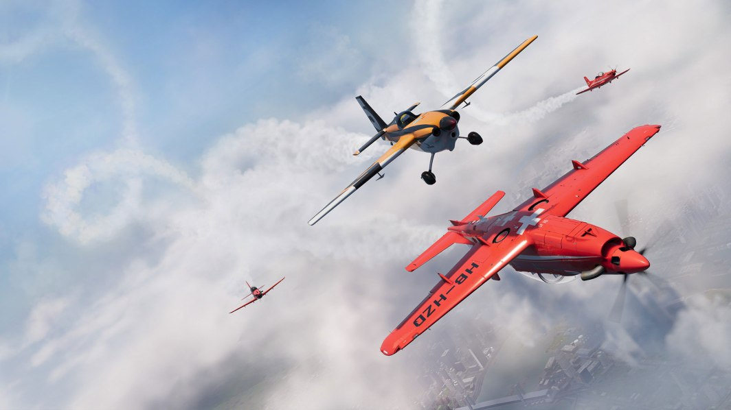 Quelle: Ubisoft - Kunstflug
