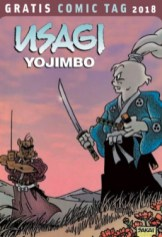 Gratis Comic Tag 2018 - Usagi Yojimbo Cover