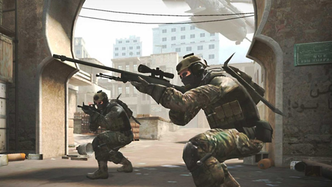 Quelle: Valve - Counter-Strike: Global Offensive - Artwork