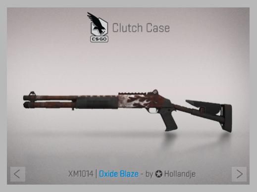 XM1014 | Oxide Blaze