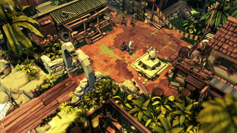 Jagged Alliance: Rage! - Ruine