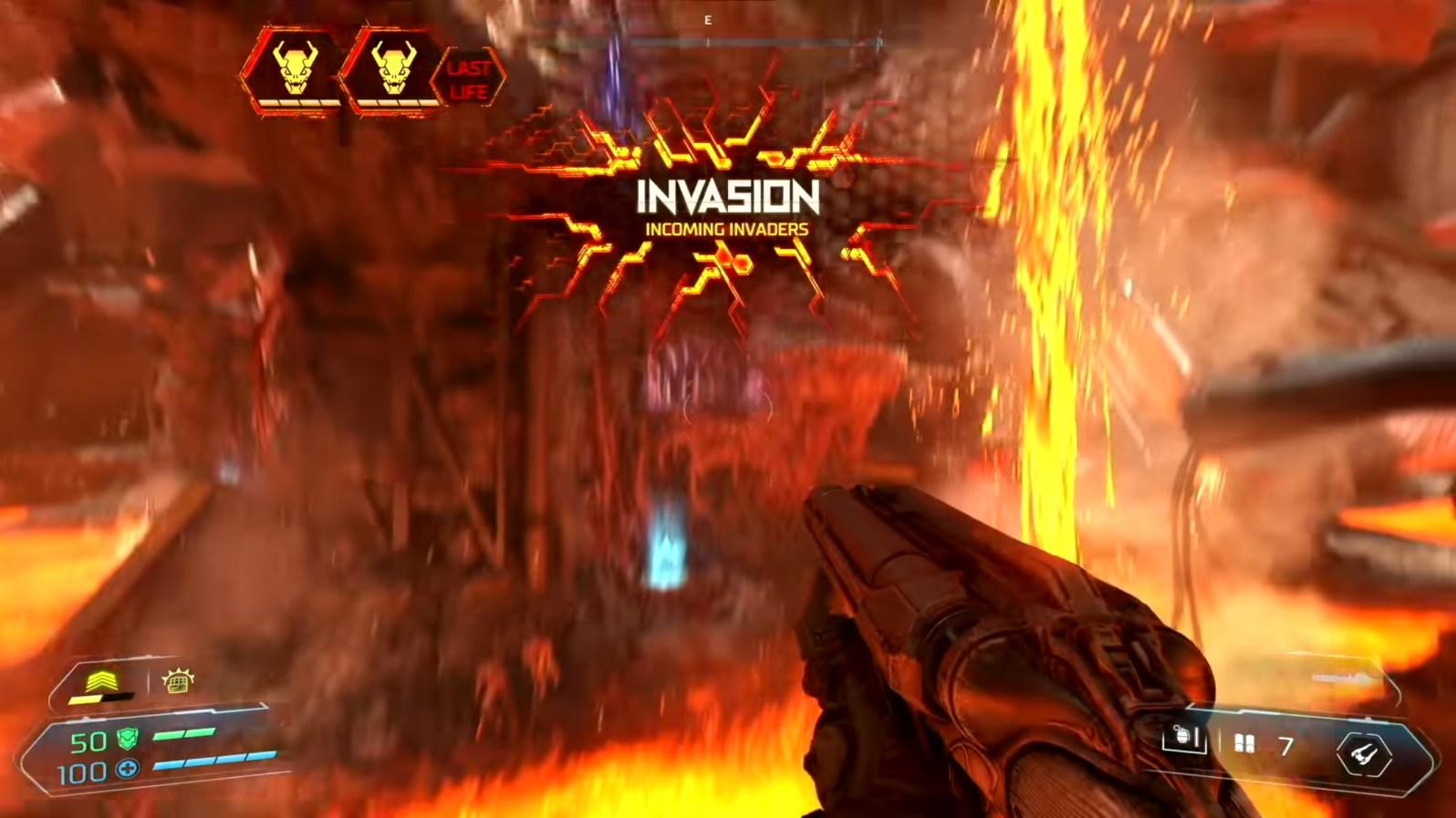 Doom Eternal - Invasion