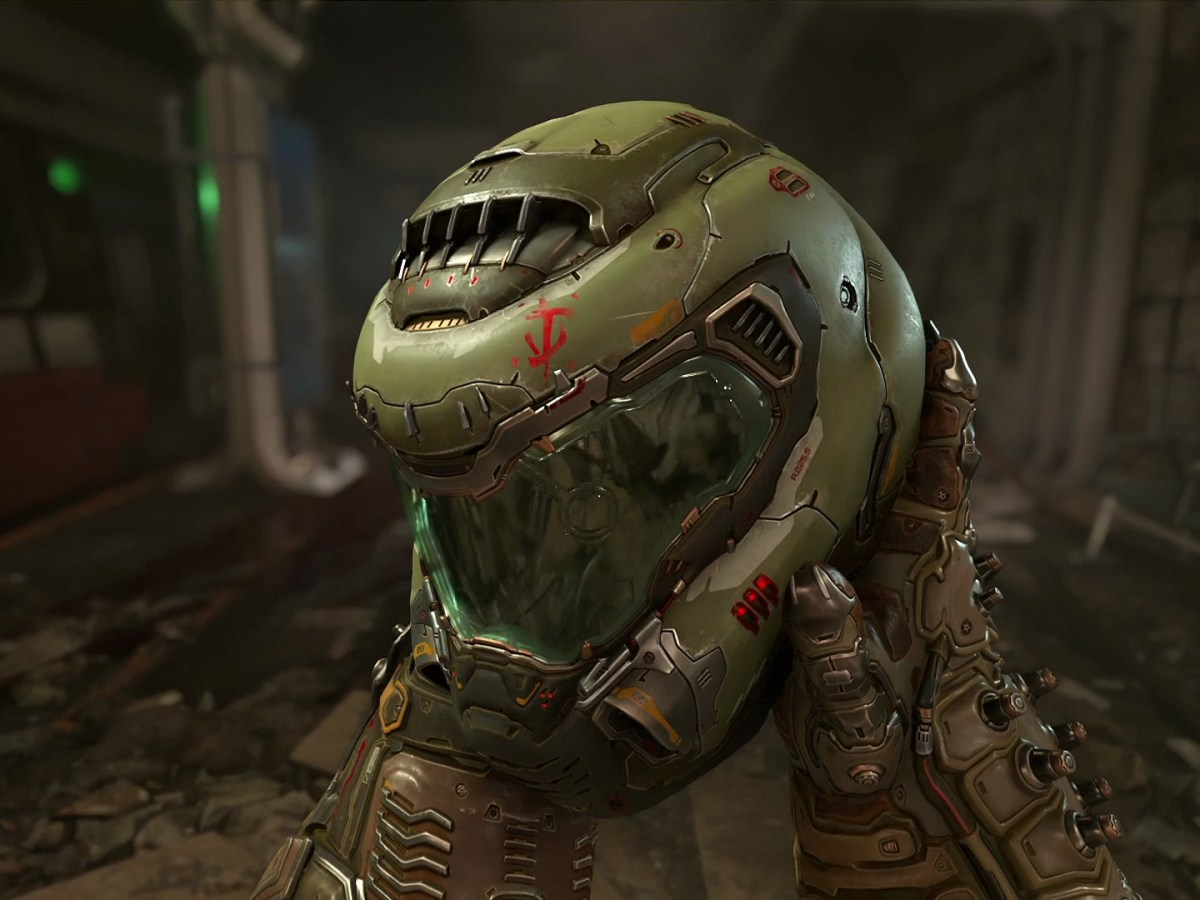 Doom Eternal - Doom Slayer Helm