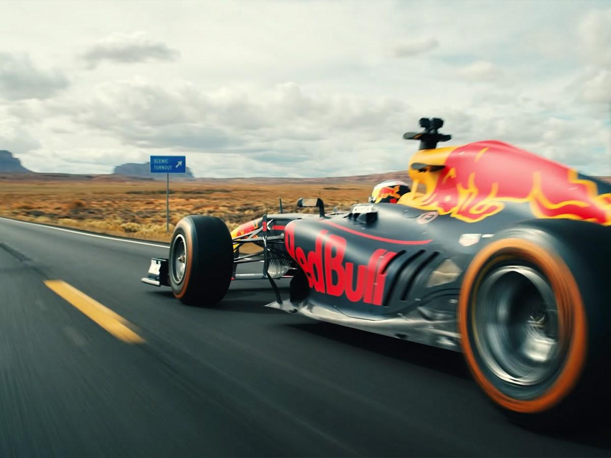 Road Trip USA: Daniel Ricciardo - Formel 1