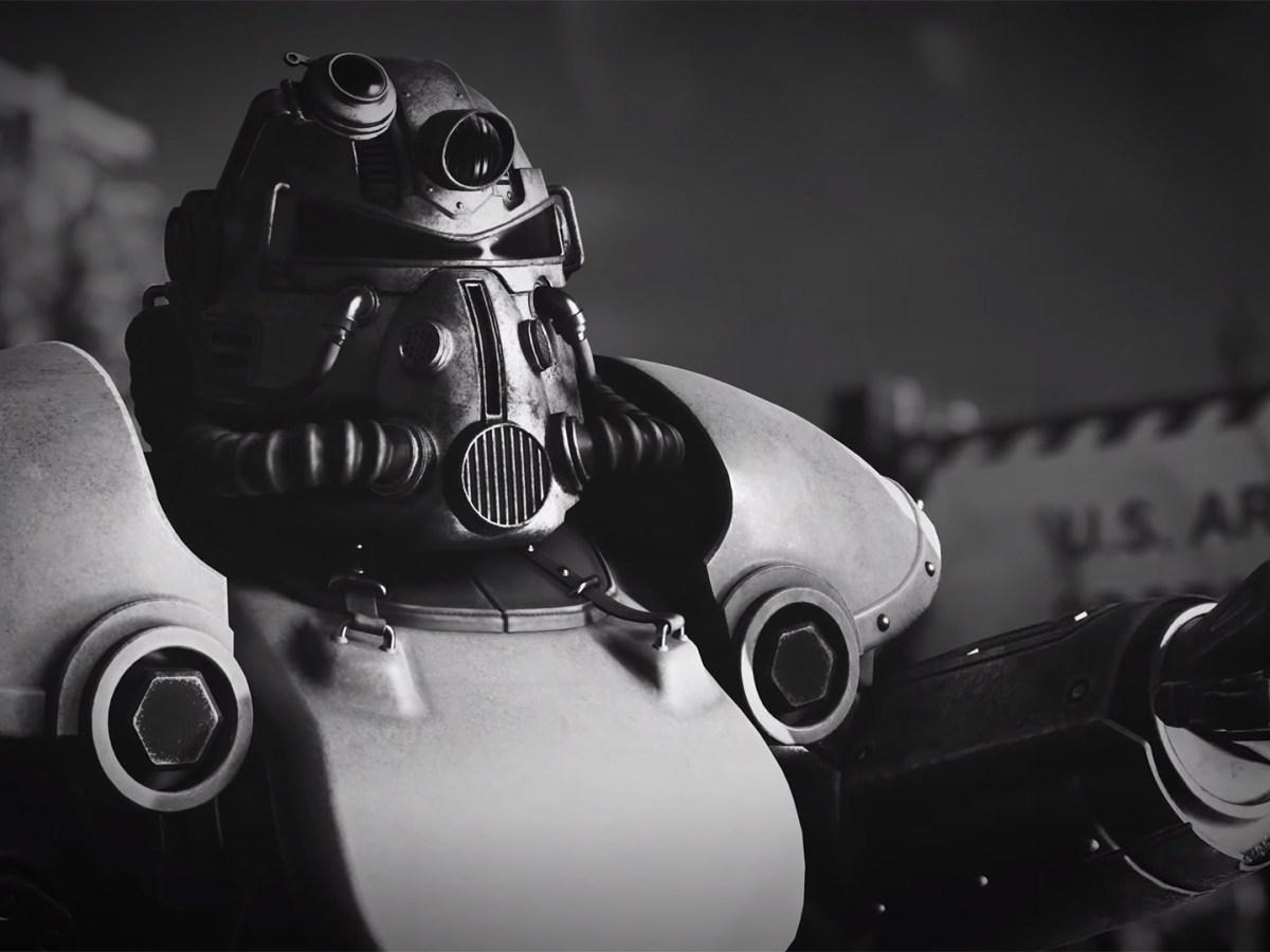 Fallout 76 Trailer