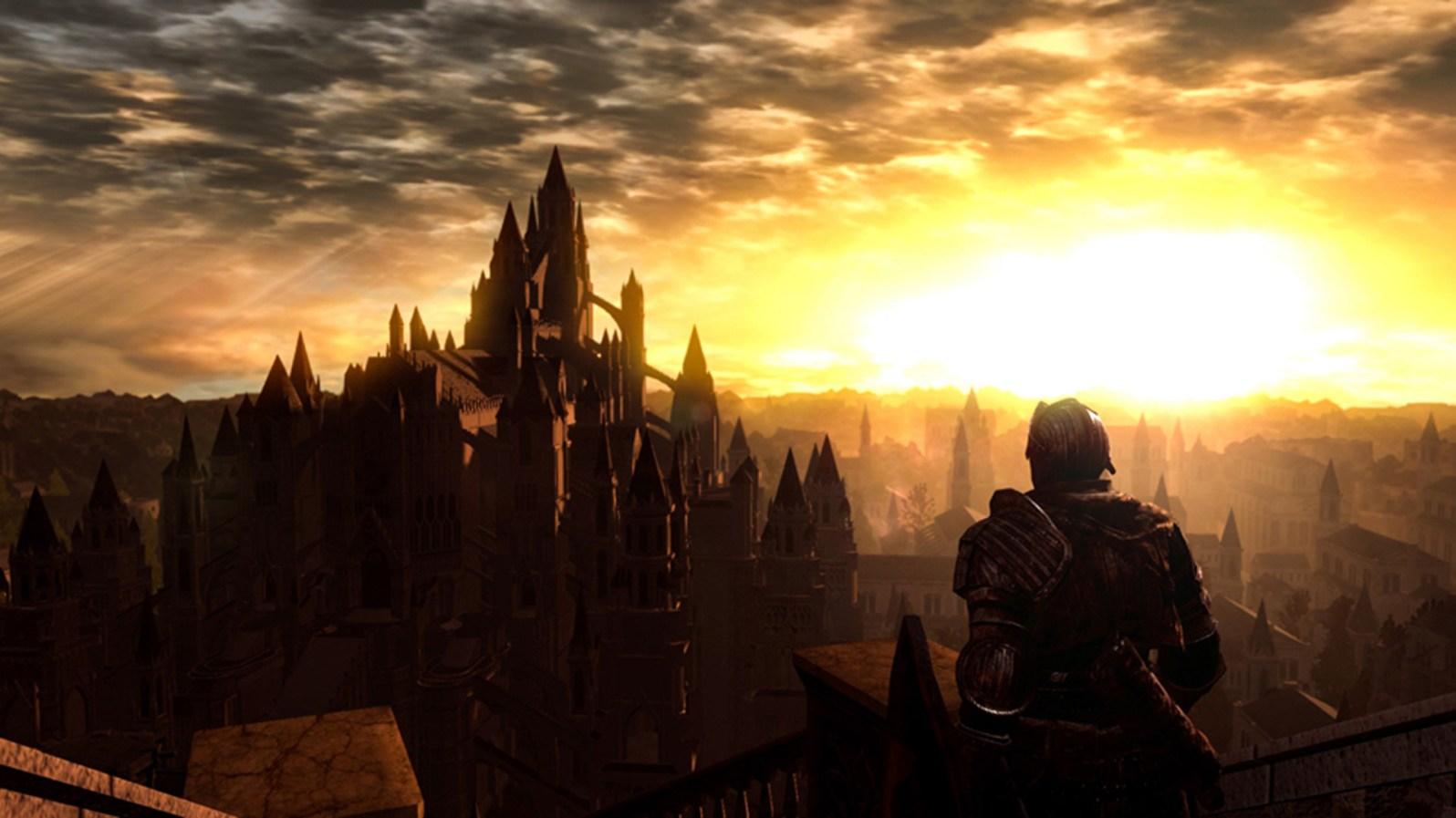 Dark Souls: Remastered - Anor Londo