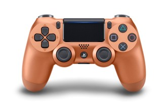 DUALSHOCK 4 Wireless-Controller - Copper