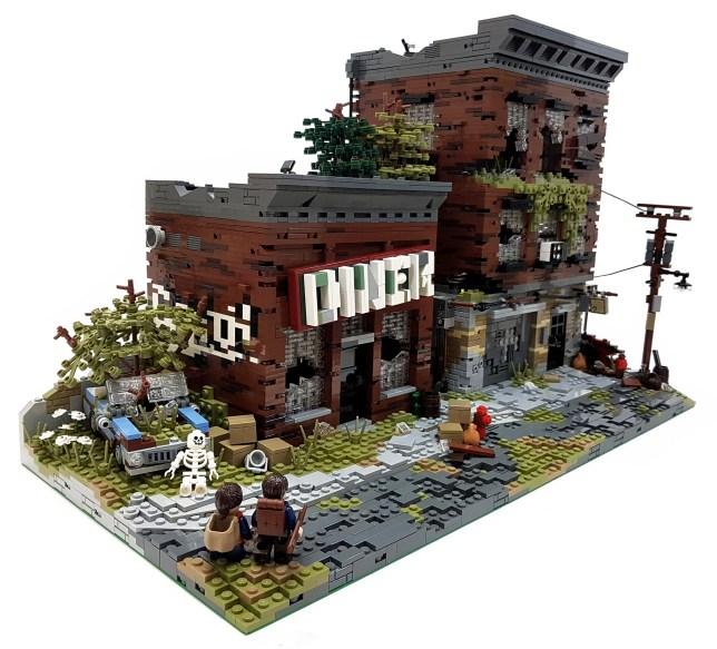 Quelle: flikr/Christophe - LEGO: The Last of Us - Gesamtansicht
