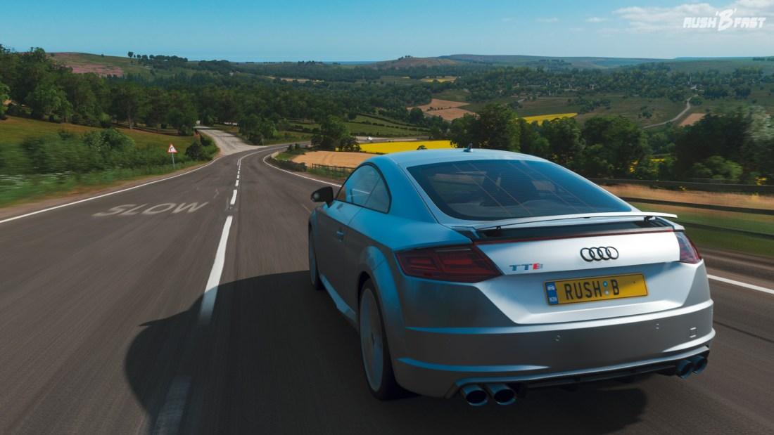 Demo: Forza Horizon 4 - Audi TTs - Im Sommer durch Großbritannien.