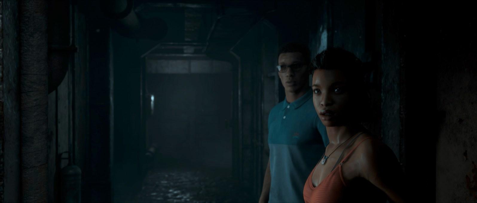 Quelle: Supermassive Games - Im Dunkeln ist gut munkeln!