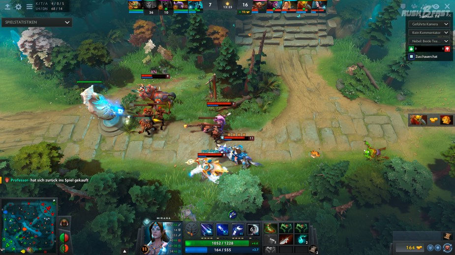 Dota 2 - Steam Free-to-play MOBA