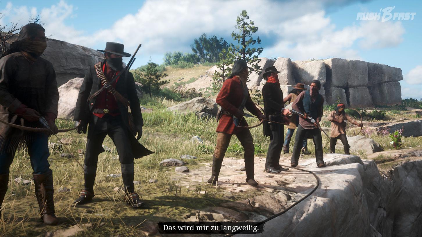 Red Dead Redemption 2: Wem der Singleplayer von Red Dead Redemption zu langweilig ist, der wird sich schon bald im Online-Modus austoben können.