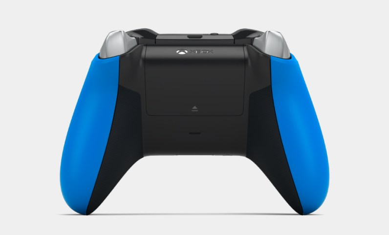 Xbox Design Lab - Forza Horizon 4 (Bugatti Chiron Design) - Rückseite