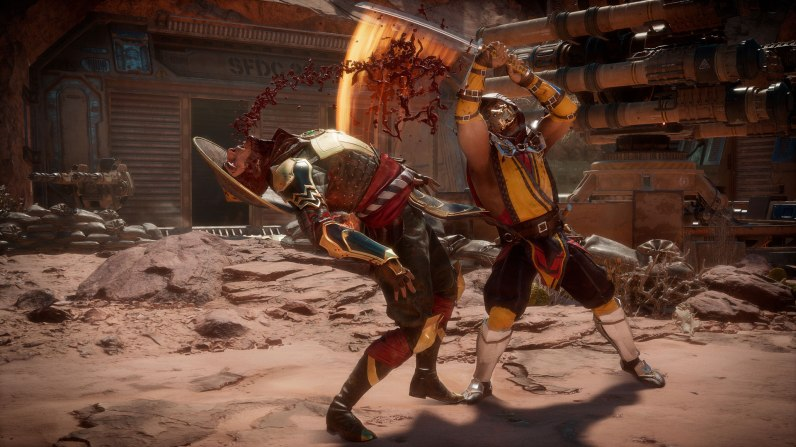 Quelle: Steam/NetherRealm Studios - Mortal Kombat 11 - Katana