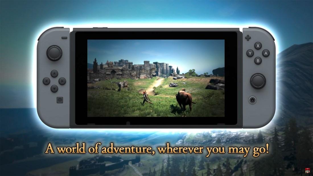 Quelle: Youtube/Nintendo - Dragon's Dogma: Dark Arisen