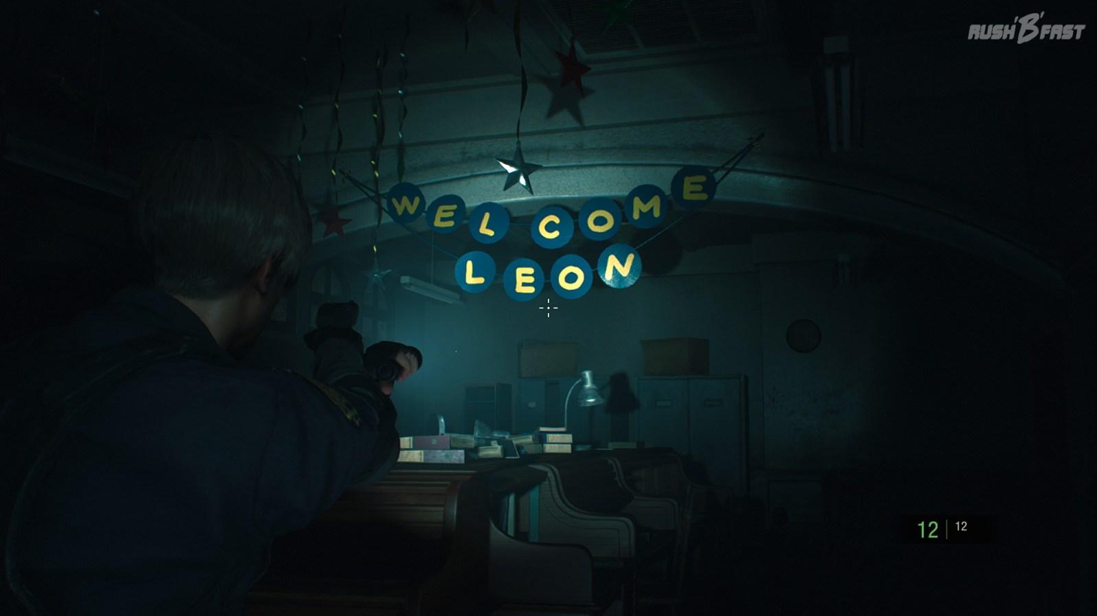 Resident Evil 2 - Der erste Arbeitstag von Leon S. Kennedy, eigentlich ein Grund zu Feiern aber...