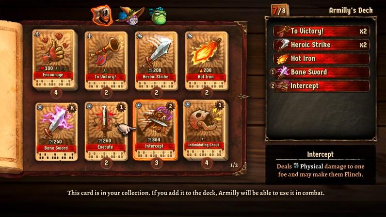 Quelle: imageform.se - SteamWorld Quest - Kartensammlung