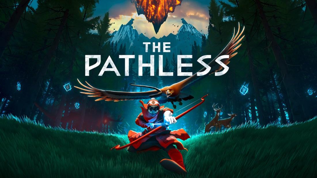 Quelle: thepathless.com - The Pathless Artwork