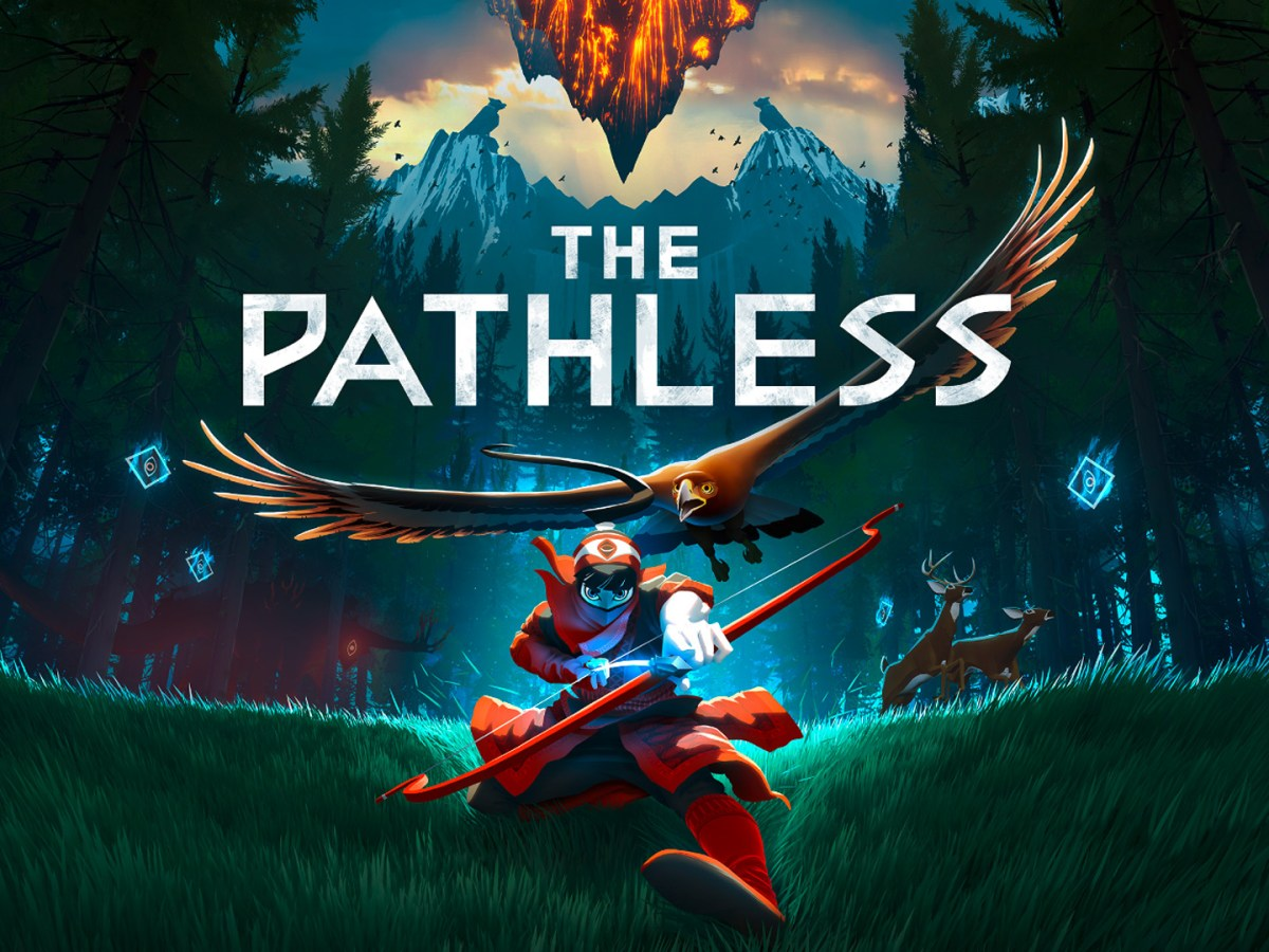 Quelle: thepathless.com - The Pathless Artwork