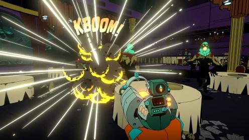 Quelle: voidbastards.com - KBOOM: Explosionen wie im Comic.