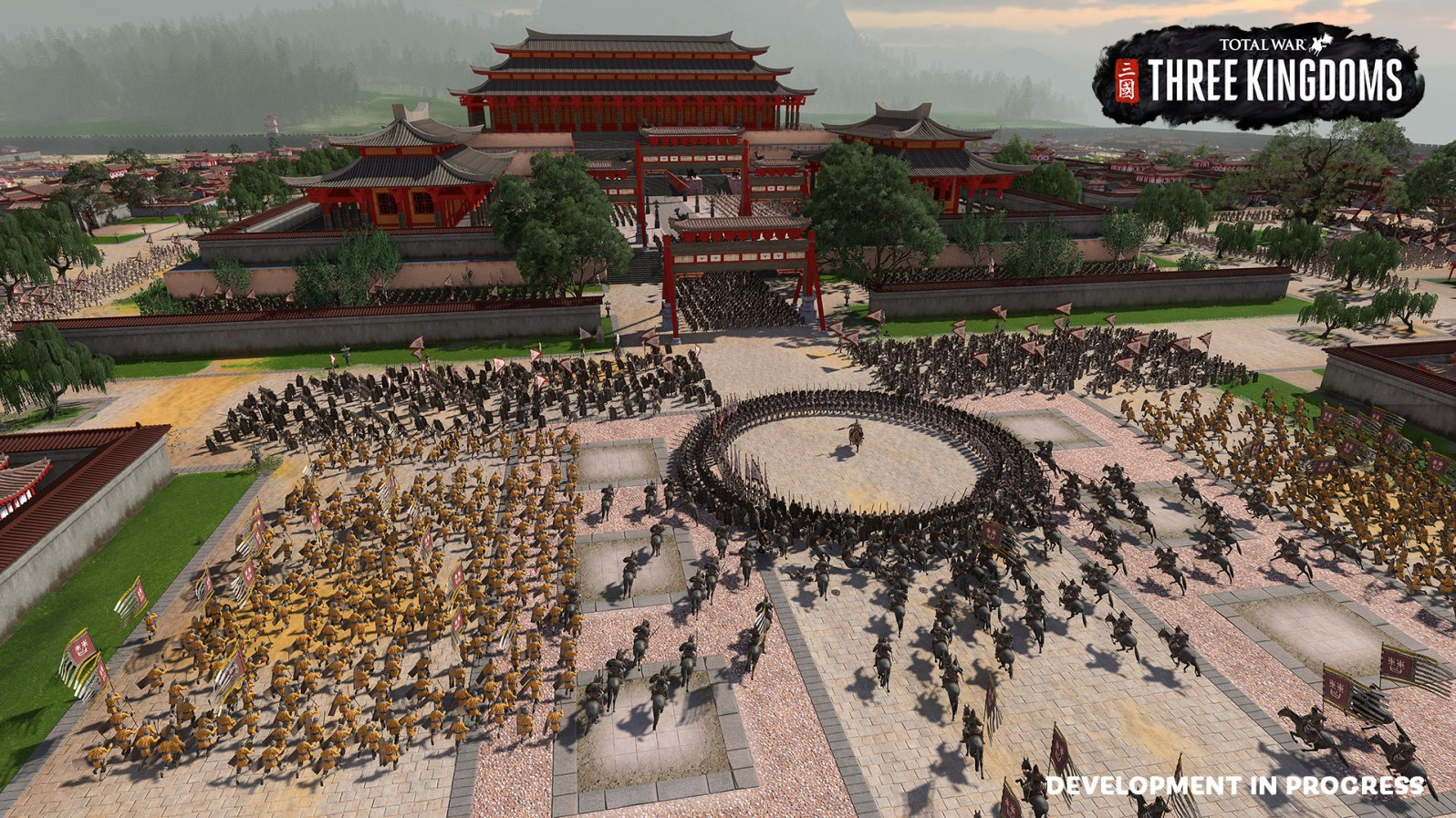 Quelle: totalwar.com - Total War: Three Kingdoms