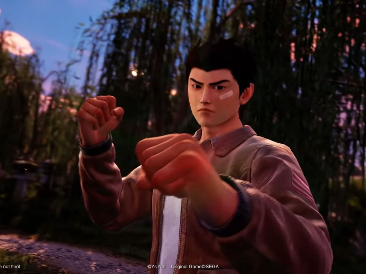 Quelle: Shenmue 3/Youtube - Ryo