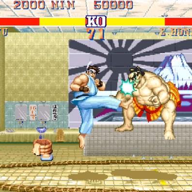 Quelle: Koch Media - Street Fighter™ II: Hyper Fighting