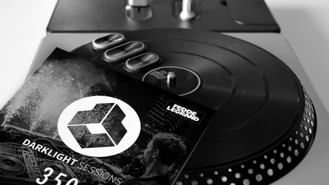 Foto: rush'B'fast, Plattencover: Fedde Le Grand/mixcloud