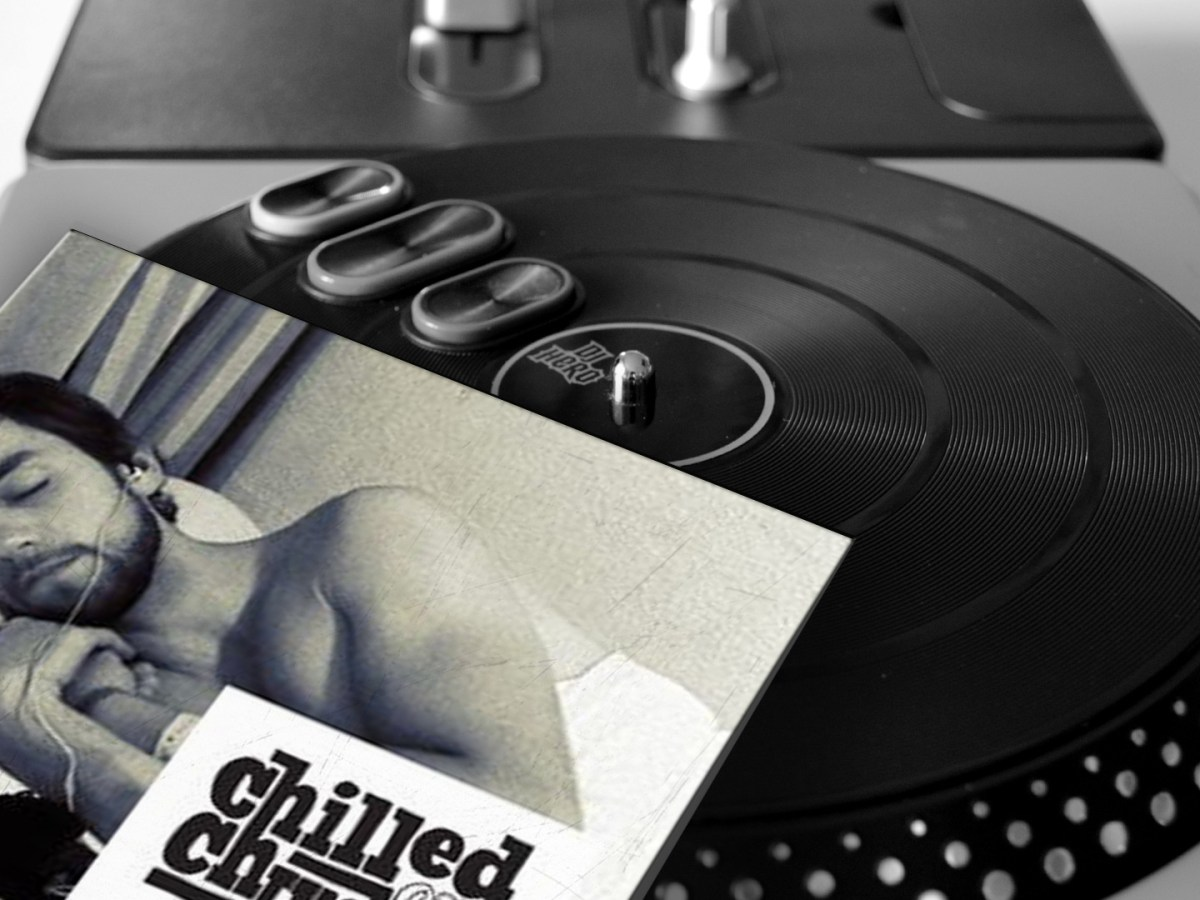 Foto: rush'B'fast, Plattencover: Mr. Leenknecht/mixcloud
