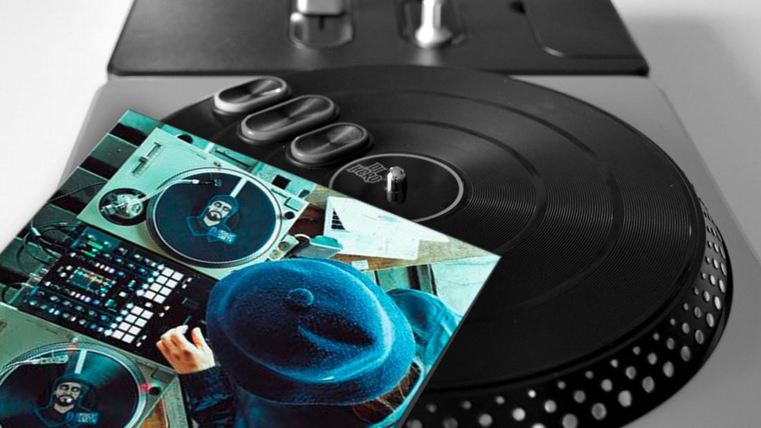 Foto: rush'B'fast, Plattencover: Dj Robert Smith/mixcloud