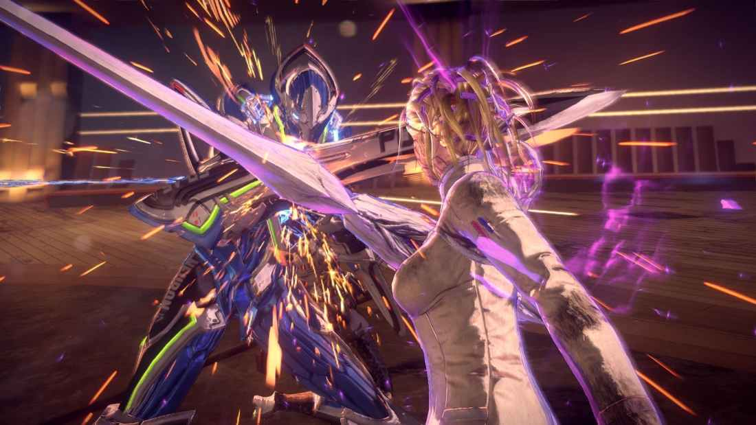 Quelle: PlatinumGames - ASTRAL CHAIN