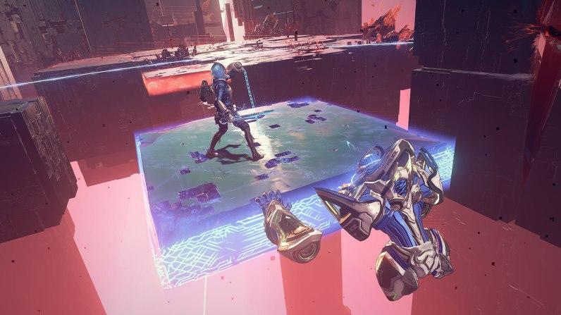 Quelle: PlatinumGames - ASTRAL CHAIN - Plattform-Puzzle
