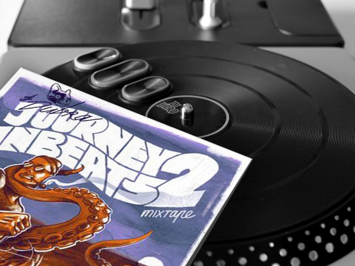 Foto: rush'B'fast, Plattencover: DJ Dubra/mixcloud
