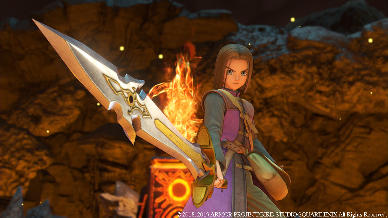 Quelle: Nintendo - Dragon Quest XI S: Echoes of an Elusive Age - Definitive Edition