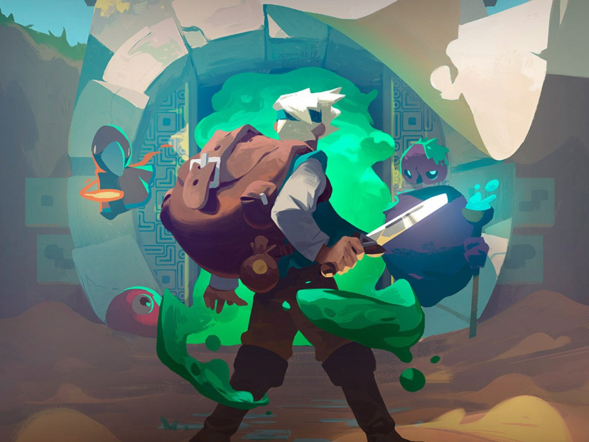 Quelle: 11 bit studios - Moonlighter Artwork