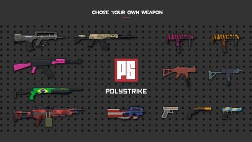 Quelle: Mark Mocherad - PolyStrike - Waffenarsenal