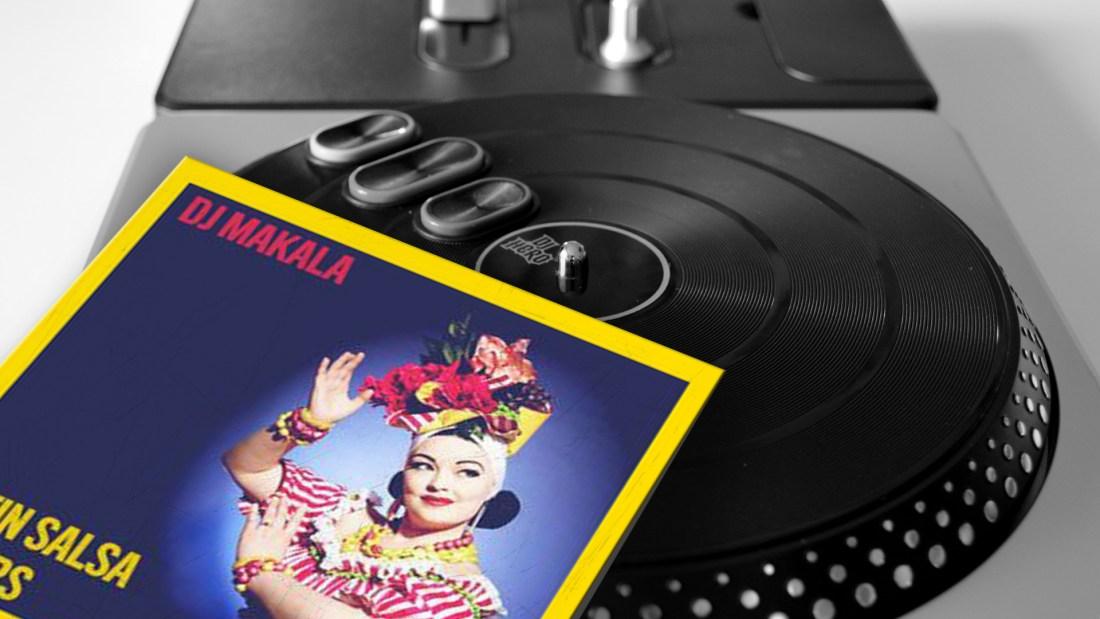 Foto: rush'B'fast, Plattencover: DJ Makala/mixcloud