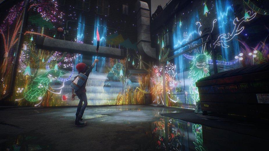 Quelle: PlayStation - Concrete Genie