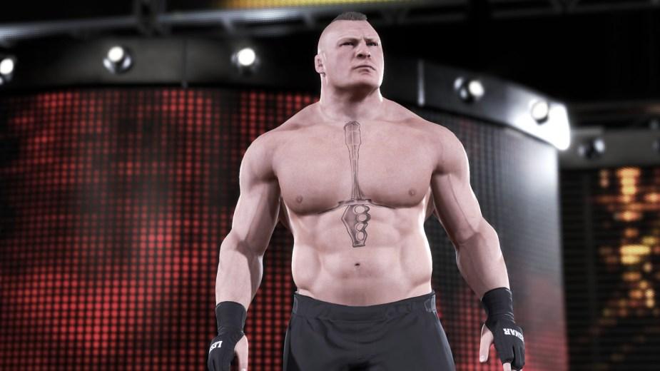 Quelle: 2K - WWE 2K20