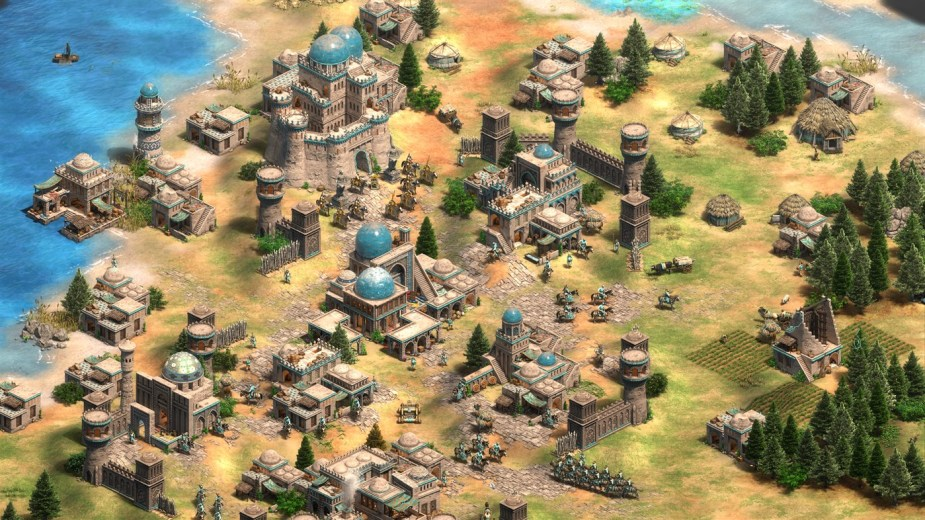 Quelle: Microsoft - Age of Empires 2: Definitive Edition
