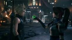 Quelle: Square Enix - Final Fantasy 7 Remake - Mit Materia-Kugeln können wir unsere Ausrüstung verstärken.