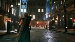 Quelle: Square Enix - Final Fantasy 7 Remake - Die Innenstadt von Midgar ist voller Leben.