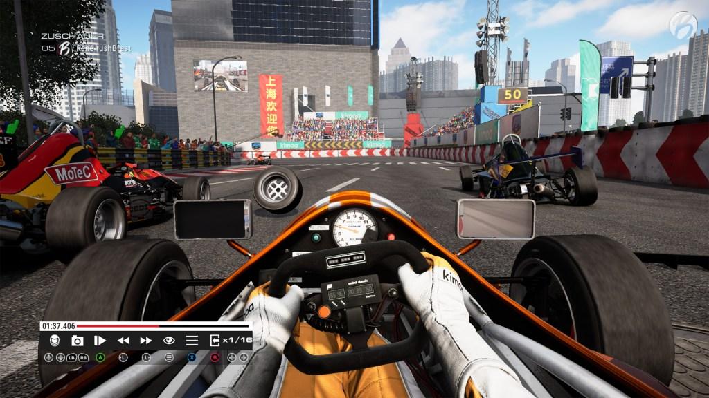 In der kleinen Formel Liga enden zu heftige Fahrzeugkontakte oftmals mit einem Radverlust.